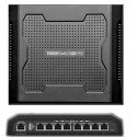 TOUGHSwitch Pro TS-8-PRO 8-Port PoE Configuration Interface